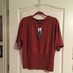 Cable & Gauge Kimono Sleeve Sweater
